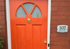 302 London Road Front Door